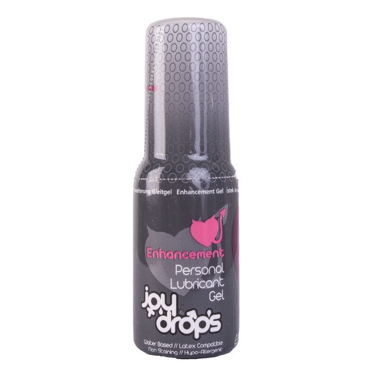 Lubrikantas-kremas klitoriui Joy Drops (50ml)