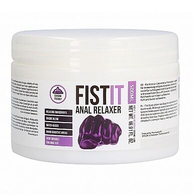 Lubrikantas fistingui Fist It Anal Relaxer (500 ml)