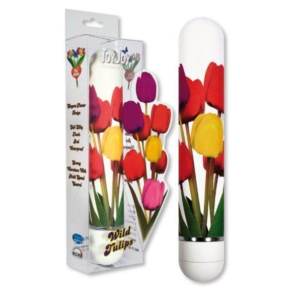 Klasikinis vibratorius Laukinės Tulpės