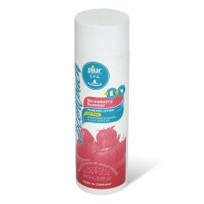 Pjur masažo losjonas Strawberry Summer (200 ml)