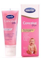 "Vaisingumo lubrikantas ""Conceive Plus"" 75 ml"