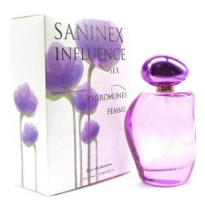 Feromonai moterims Saninex Influence (100 ml)