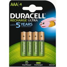 Duracell Recharge Turbo AAA elementai (4 vnt)