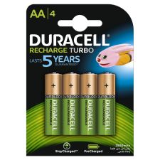 Duracell Recharge Turbo AA elementai (4 vnt)
